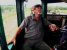 Cuba cours de conduite de locomotive
